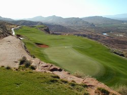 Sand Hollow Resort Championship Course, Hurricane, UT -