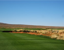 Sand Hollow Resort Links Course, Hurricane, UT -